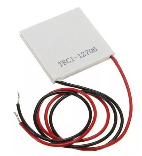 Thermoelectric Cooler - Peltier Module - TEC1-12706