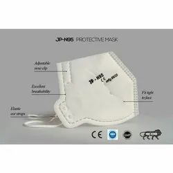 JP Disposable 4 Ply N95 Respirator Face Mask