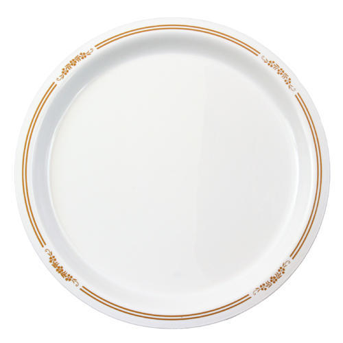Plastic White Round Dinner Plate Size 13 Inch  sc 1 st  IndiaMART & Plastic White Round Dinner Plate Size: 13 Inch Rs 90 /piece | ID ...