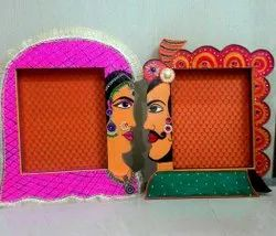 Saree Lehanga Packing Trays
