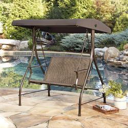 MS Outdoor Two Seater Swing, For Garden