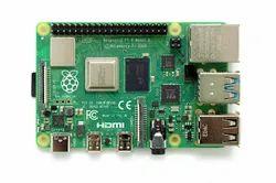 Raspberry Pi 4 Model-B with 2 GB RAM
