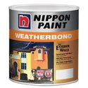 Nippon Paints Emulsion Nippon Paint Weatherbond, Packaging Type: Bucket