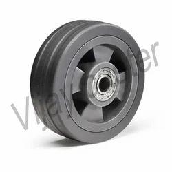 Industrial Rubber Trolley Wheel