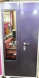 Double Door Bedroom Steel Cupboard