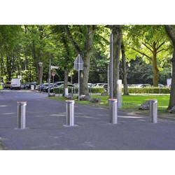 Fixed Bollards Perimeter Control Systems