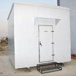 Galvanized Steel / Stainless Steel Telecom Shelter