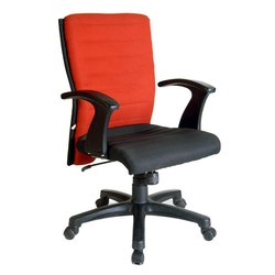 CS - 1008 Medium Back Revolving Chair