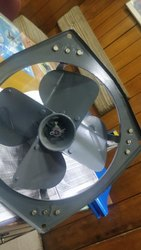 Zenco Heavy Duty Powervent fans