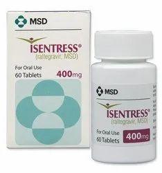 Isentress 400mg Tablets