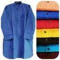 Six Colour Casual Mens Cotton Kurta, Chinese