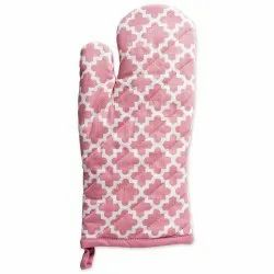 AOP Cotton Oven Mitts