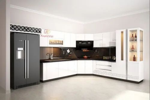 Acrylic Glass Kitchen Cabinet Rs 850 Square Feet Mangesh Furniture Id 19009948588