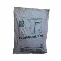 Flowgrout 40 Non Shrink Grout