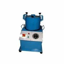 Semi-Automatic Centrifugal Extractor, Voltage: 220 V