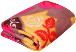 Cheap Polyester Printed Polar Fleece Blankets