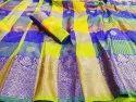 Silk Weaving Sari