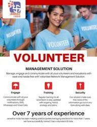 Volunteer Management Service, Location: Pan India, Political And Government