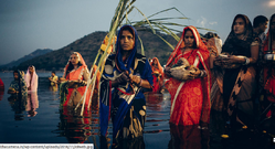Photography Of Chhath Puja