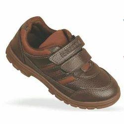 Brown Gola Kids Shoes