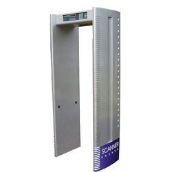 Metal Detectores Walk Through Door Frame Metal Detector