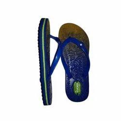 Men Rubber Mens Fashion Slipper, Size: 4-9