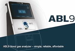 Blood Gas Analyzer (ABG)