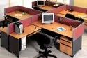 Wood Modular Office Furniture