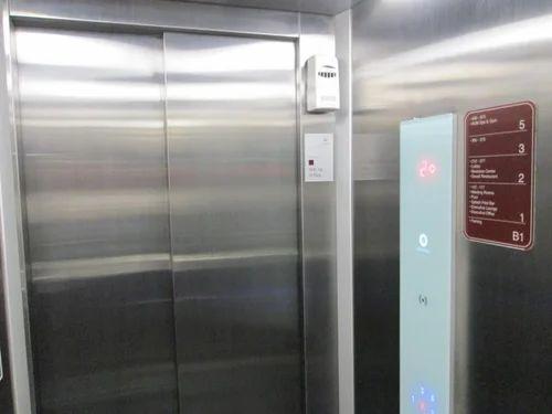 Charmant Double Door Elevator
