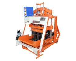 Hollow Block Making Machine, SK1060TV