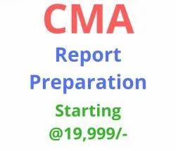 Minimum 1 Week CMA Report Preparation