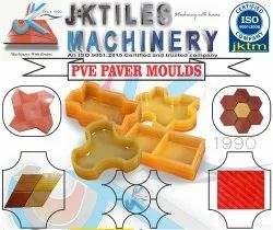 Interlocking Rubber Tile Mould