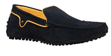 bata blue slip on loafers for men f853917600 at rs 2499 bata