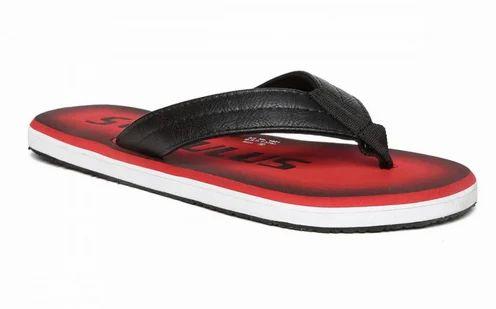 ce6dc6ff8 Men Red Flip Flops FB1021GP-Red