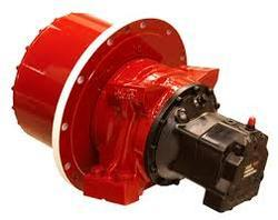 Gear Box for Track Drive