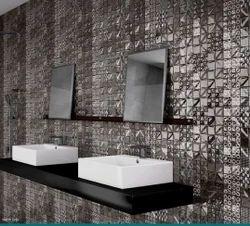 Johnson Multicolored 250x375 Decorative Ceramic Wall Tiles, Size: 25x37.5 cm