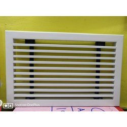 AC Duct Aluminium Grilles Duct Aluminium Grilles, for Industrial