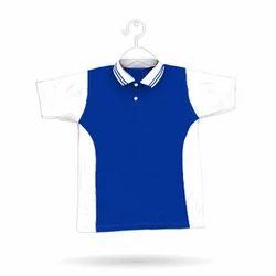 Polyester Plain Stylish Sports T-Shirt
