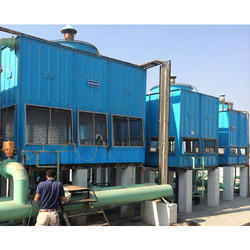 Cooling Tower Performance Testing Service