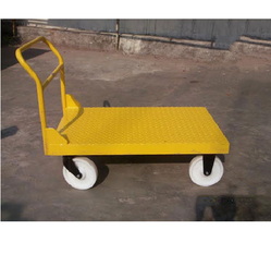 Mechanical Platform Trolley