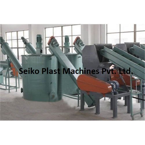 On requst Seiko Washing Plant, Size: On Request