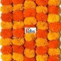 Artificial Marigold Flower Decoration Garland
