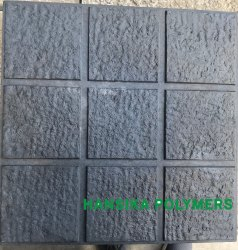 9 SQUARE TILE MOULD