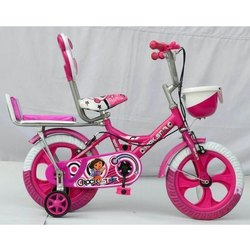 Designer Kids Pink Bicycle