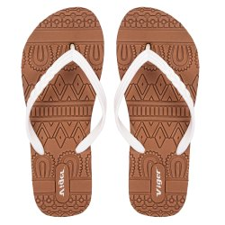 Soft Rubber Flip Flops Female, Size: 5-8