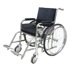 Hospital Use Fix Wheel Chair