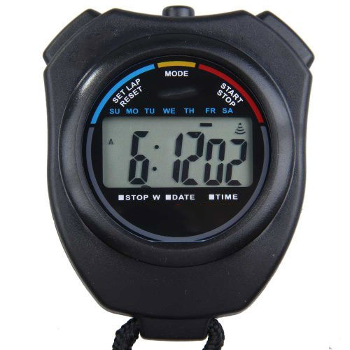 digital stopwatch time display hour minute seconds rs 350 piece