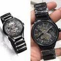 Rado Scaletion Black Automatic Watches