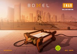 Electronic Frequency Converter Boxel