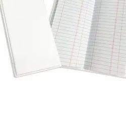 Account Book Paper